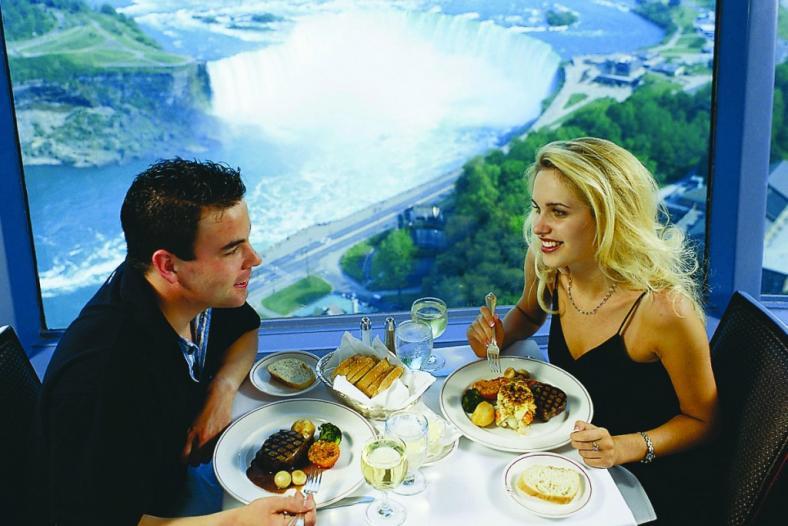 Restaurants Revolving Dining Room